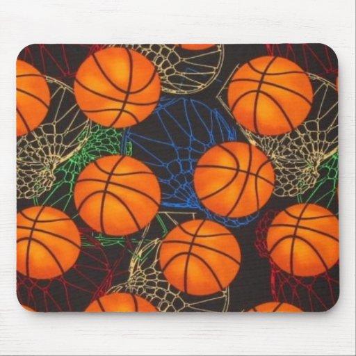 Basketballsandnets Tapetes De Ratones