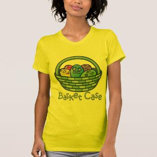 Basketcase divertido Pascua Camiseta