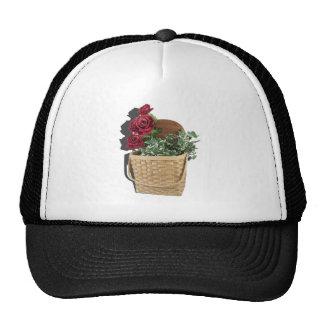 BasketFullRedRoses051913.png Trucker Hat