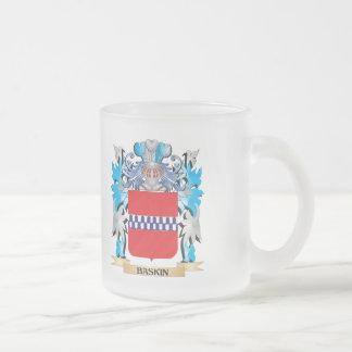 Baskin Coat of Arms Coffee Mugs
