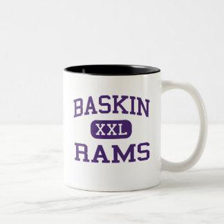 Baskin - Rams - High School - Baskin Louisiana Coffee Mug