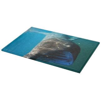 Basking shark (Cetorhinus maximus) Cutting Board