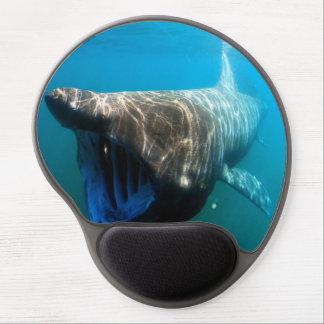 Basking shark (Cetorhinus maximus) Gel Mouse Pad