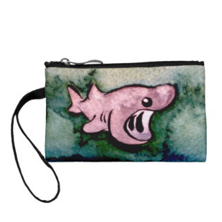 Basking Shark Coin Purse
