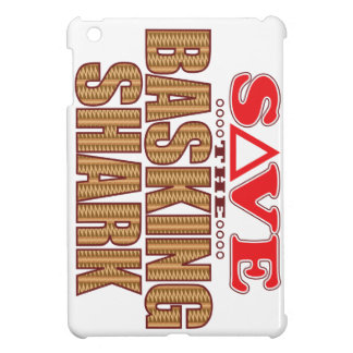 Basking Shark Save iPad Mini Cover