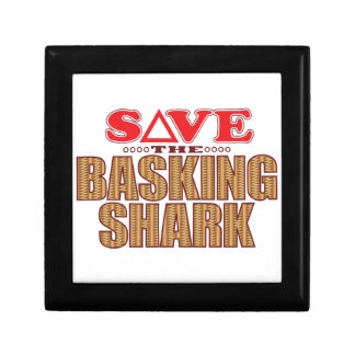 Basking Shark Save Keepsake Box