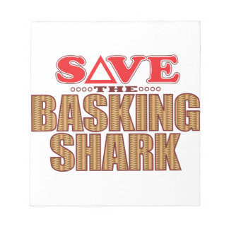 Basking Shark Save Notepad