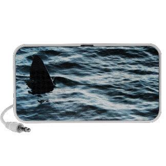 Basking shark speaker