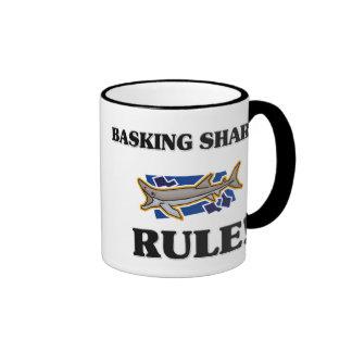 BASKING SHARKS Rule! Mug