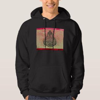 basmala mens hoodie