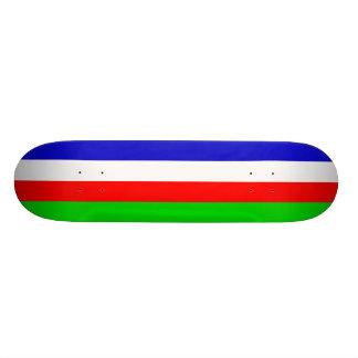 Basotho National Party, Colombia Political Custom Skateboard