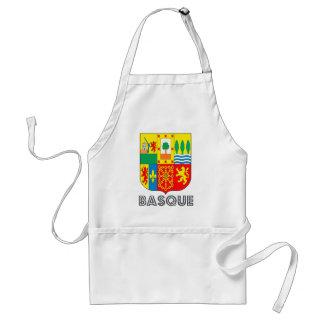 Basquan Emblem Adult Apron