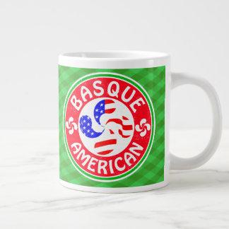 Basque American Euskara Lauburu Cross Cup