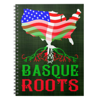Basque American Roots Notebook
