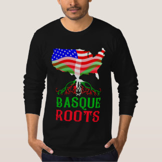 Basque American Roots Tee
