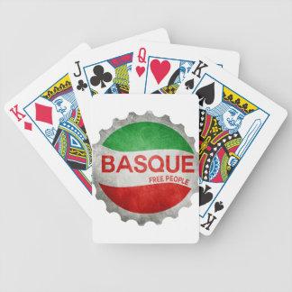 Basque Bayonne Euskadi Bicycle Playing Cards