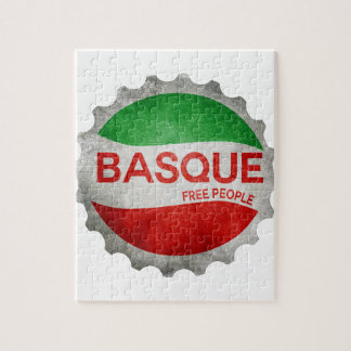 Basque Bayonne Euskadi Jigsaw Puzzle