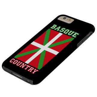 Basque Country and ikurriña, Tough iPhone 6 Plus Case