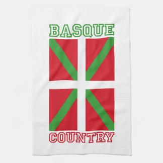 Basque Country and ikurriña, Towel