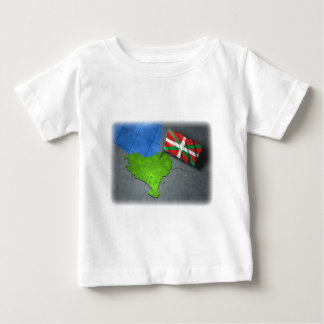 Basque country with its own flag baby T-Shirt