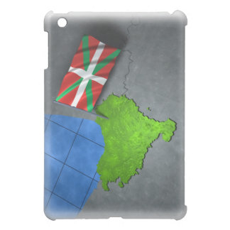 Basque country with its own flag case for the iPad mini