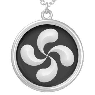 Basque Cross Necklace