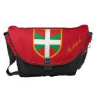 Basque Flag Courier Bag