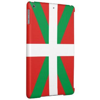 Basque Flag iPad Air Cover