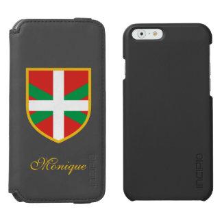 Basque Flag iPhone 6/6s Wallet Case