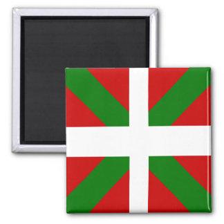 Basque High quality Flag Refrigerator Magnet