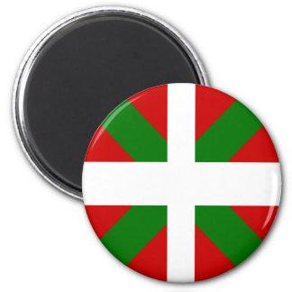Basque High quality Flag Magnets