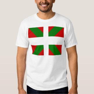Basque High quality Flag T-Shirt