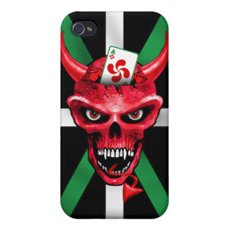 Basque Poker Speck Case iPhone 4/4S Cases