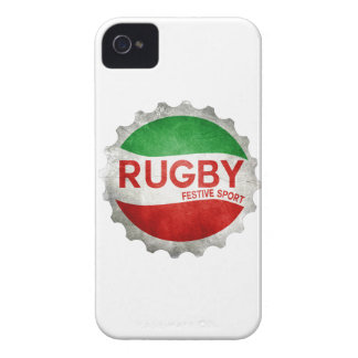 Basque Rugby festive sport Case-Mate iPhone 4 Cases