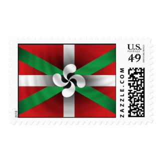 Basque Stamp Postage