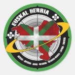 Basque Sticker