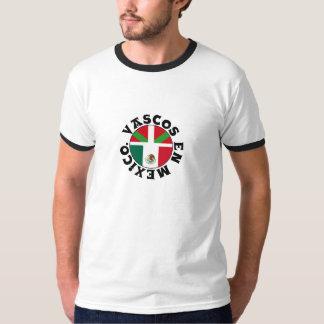 Basques in Mexico logo, Shirt