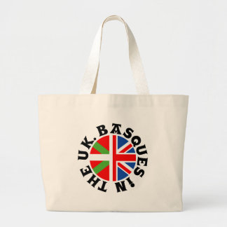 Basques in the UK Tote Bag
