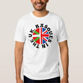 Basques in the UK Tee Shirt