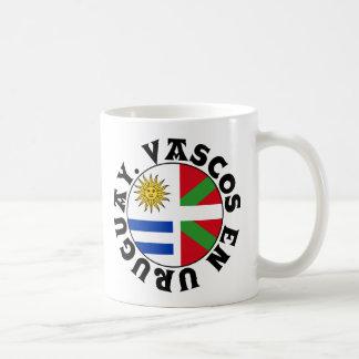 Basques in Uruguay logo, Coffee Mug
