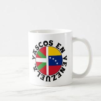 Basques in Venezuela logo, Coffee Mug