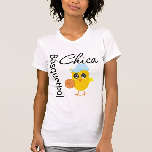 Básquetbol Chica Camisetas