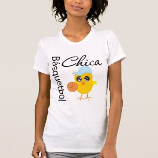 Básquetbol Chica T-shirt