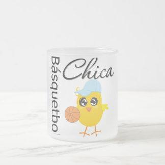 Básquetbol Chica Taza De Café