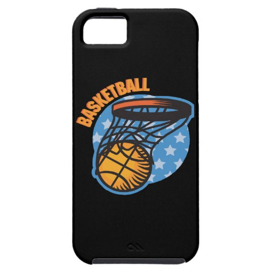 Basquetebol iPhone SE/5/5s Case