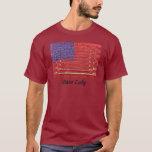 hanes_mens_crew_darktshirt_5250 - zazzle_shirt