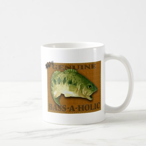 Bass-a-holic Mug