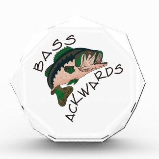 Bass Ackwards Award