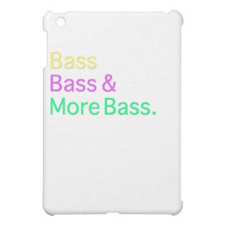 Bass Bass & More Bass iPad Mini Case
