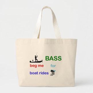 bass begging bags